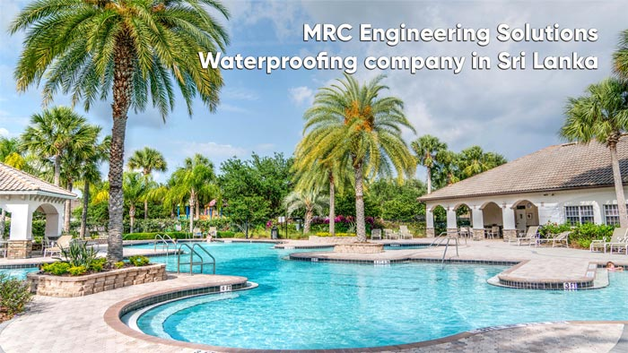 MRC Engineering Solutions, Rooftop Waterproofing Sri Lanka