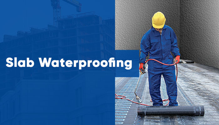 Slab Waterproofing in Sri Lanka