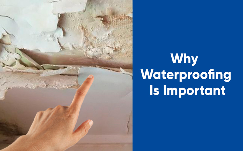 Why you need to get waterproofing services
