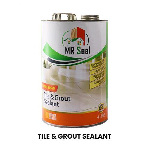 Tile & Grout Waterproofing Sealant